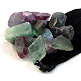 Flourite Rough Chips Mixed