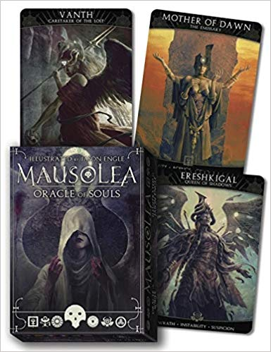 Mausolea: Oracle of Souls by Lo Scarabeo and Jason Engle
